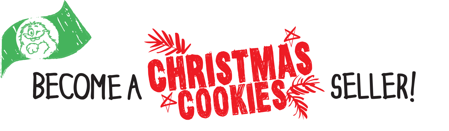Become a Christmas Cookies Seller